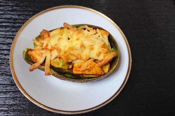 Avocado Gratin