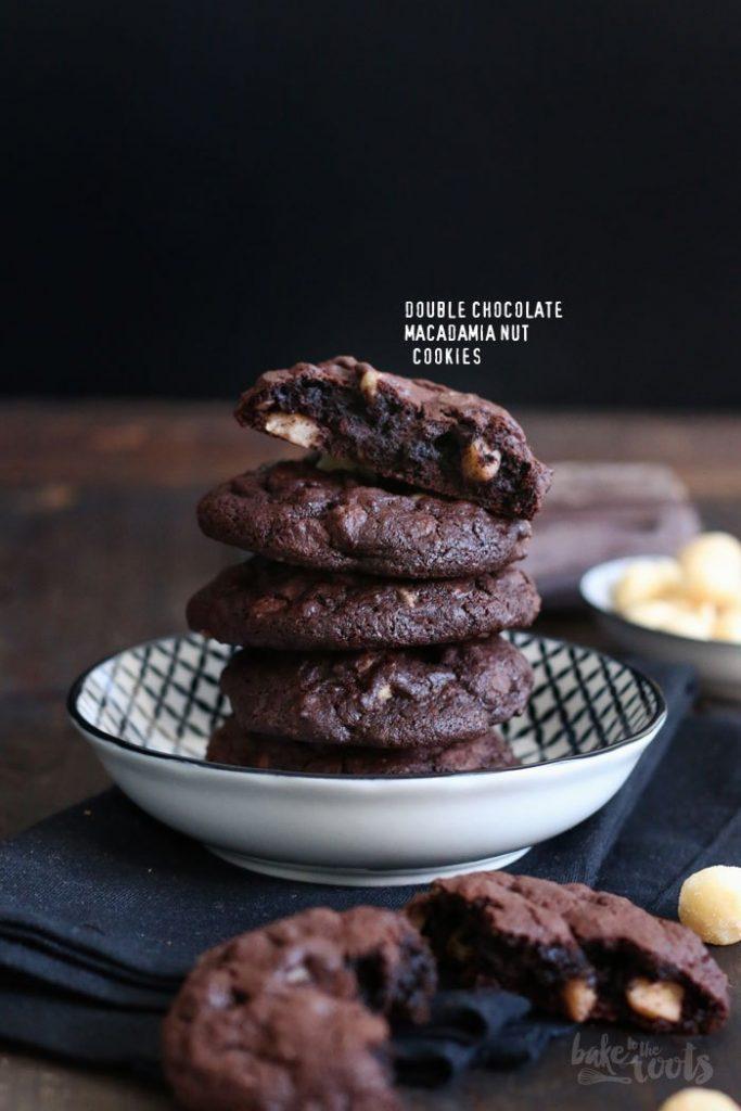 Choco Macadamia cookies