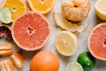 "7 benefits ""citrus fruit"""