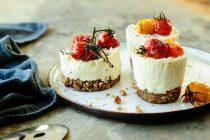Tomato Cake Cream Cheese